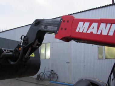 Погрузчик Manitou MLT 735 (2010)