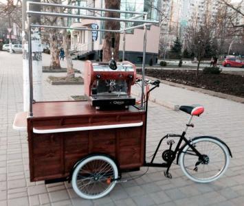 Велокофейня КИЙ-В ВЛГ-ДО
