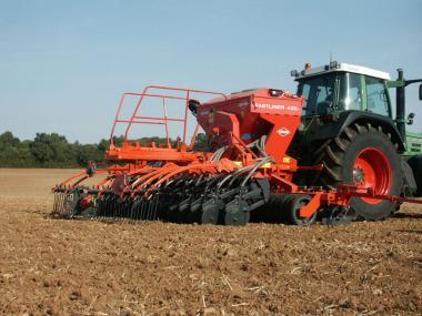 Сеялка зерновая FASTLINER