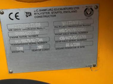Экскаватор-погрузчик JCB 3CX (2006)