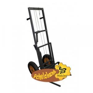 Апилифт - пасечная тележка-подъемник, усиленные колёса с подкачкой