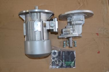 Моторедуктор 0.55 кв