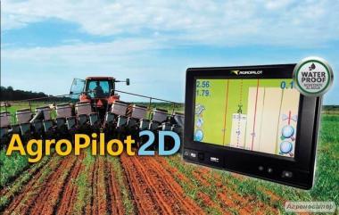 Обміняйте застарілий AgroPilot 1 Гц на новий курсоуказатель 10 Гц