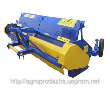 Подрібнювач роторний ПР-2,6