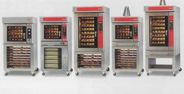 Розстоєчні шафи і камери для расстойки дріжджового тіста. Пекарні