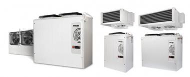 Холодильні та морозильні камери з сендвіч панелей. Агрегати Zanotti, Аріада, Polair