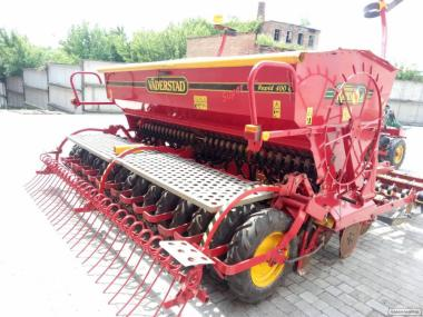 Сеялка механическая зерновая Vaderstad Rapid 400c
