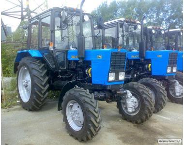 Розстрочка на трактор Беларус 82.1