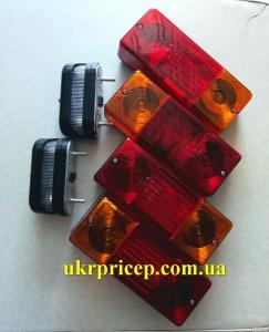 Запчастини на тракторні Причепи 2ПТС-4, КТУ-10