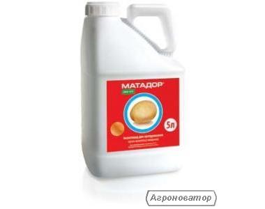Протруювач насіння Матадор Макс (Укравіт)