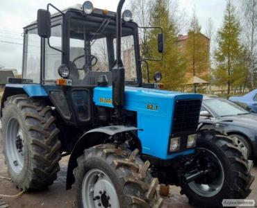 Терміново продам трактор МТЗ-82,1(Беларус)