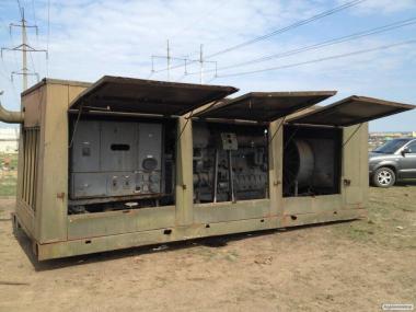 Дизель генератор Skoda-150