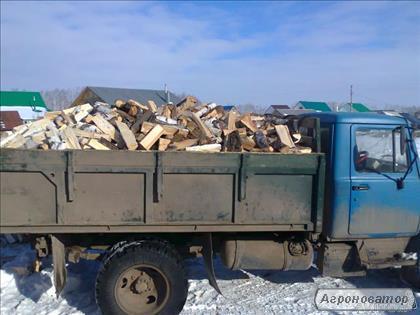 Продам дрова твердой породы (бук, граб)