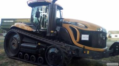 Трактор CHALLENGER MT 865 E 2015 г.в.