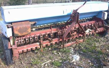 Сеялка механическая зернова