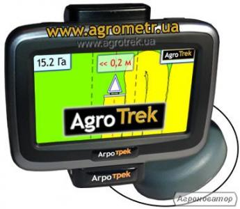 Система паралельного водіння торгової марки «Агротрек»
