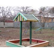 Комплектуючі для дитячого майданчику: грибок