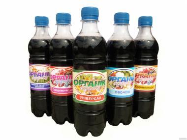 Удобрение Органик жидкий Оптом по Украине