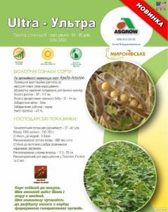 Семена соя Ультра СHU 2450
