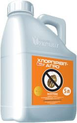 Инсектецид Хлорпиривит, засоби захисту