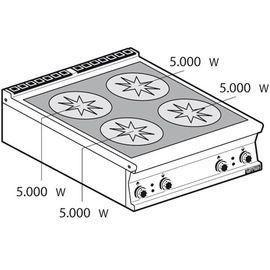 Плита індукційна Lotus PCIT-98ET