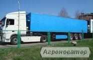 Уборка урожая зерновых и других сыпучих грузов
