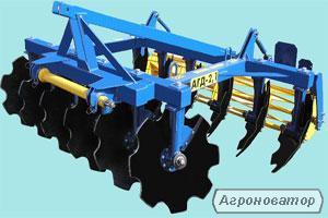продам агрегат грунтообробний АГД 2.1