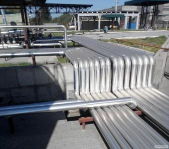 Реконструкція та ремонт : Технологічні трубопроводи. Обладнання