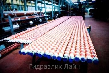 Штоки хромовані для виготовлення і ремонту гідроциліндрів (циліндрів)