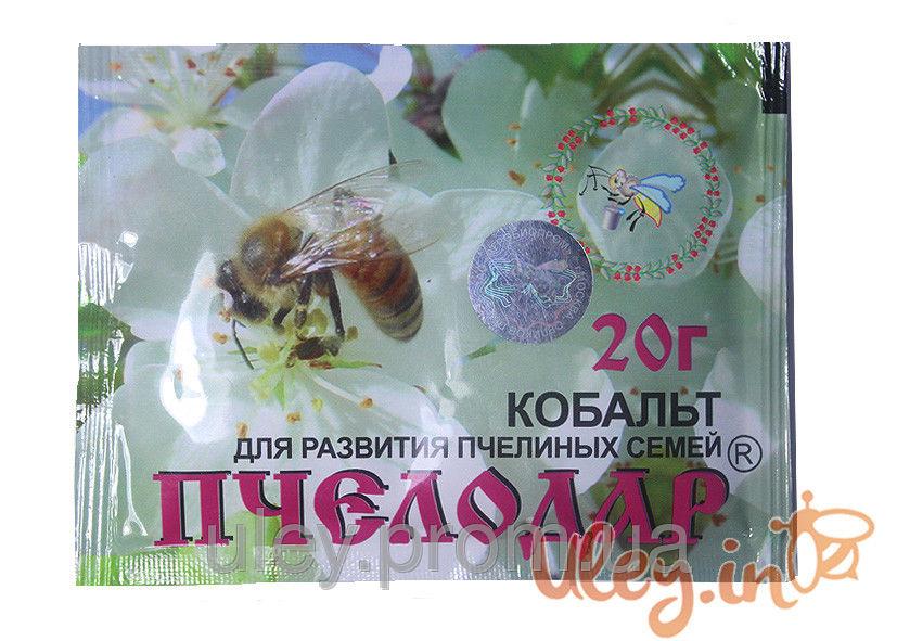 Пчелодар (кобальт, глюкоза) 20гр. порошок