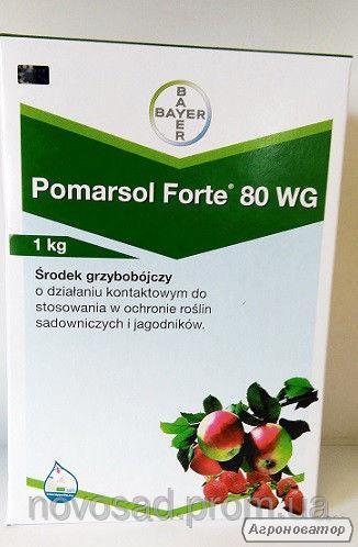 Pomarsol Forte 80 wg (Помарсол Форте) 1кг - контактний фунгіцид