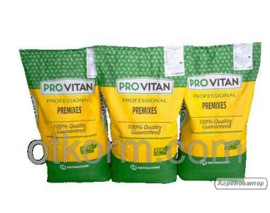 Премикс гровер-финишер Provitan премиум 2,5% от 30 до 110 кг