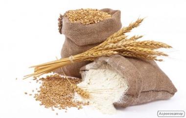 Продається борошно пшеничне першого і вищого сортів