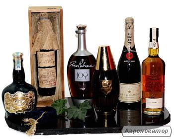 Куплю колекційні алкоголь