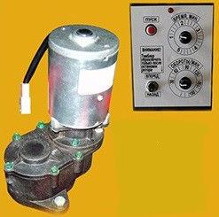 Привод медогонки зубчатый электрический, напряжение 12 В (75 Вт)