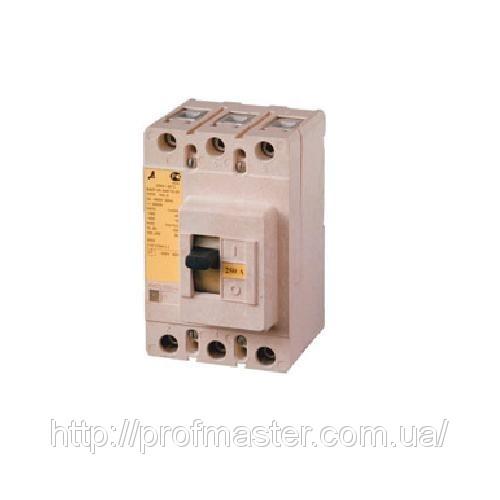ВА 5735 автоматический выключатель ВА-5735, выключатель ВА5735