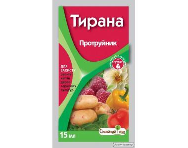 протравитель ТИРАНА к.с