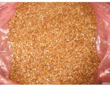 Льон кондитерський,товарний,насіння