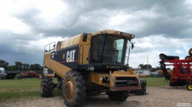 Зерноуборочный комбайн CAT CLAAS Lexion 480, 2001 г