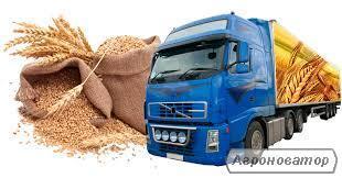 Транспортные услуги зерновых культур