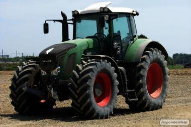 Колесный трактор Fendt 900 Vario