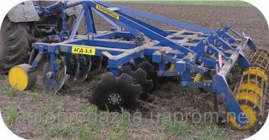 Агрегаты почвообрабатывающие дисковые  прицепные серии АГД
