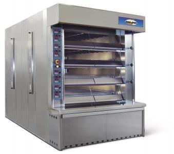 Електрична хлібопекарська піч EL31216 Mac.Pan