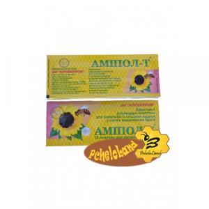 Амипол-т (амитраз,тимол) 10 дощечек