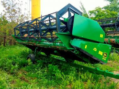 Жатка зерновая John Deere 818 (1994)