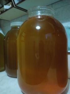 Продам мёд подсолнуха