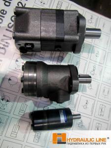 Гидромоторы OMS, OMT, OMR, OMV, Sauer Danfoss, Vivoil, для коммунальной техники