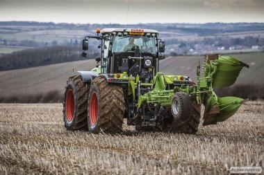 Ремонт гидравлики гусеничных тракторов Glaas