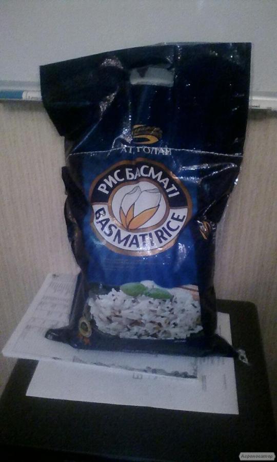 Продам рис басматі, Пакистан оптом і в роздріб