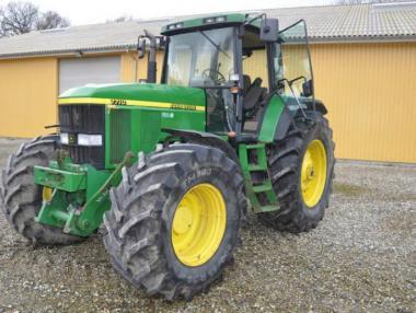 Трактор John Deere 7710 (1999)